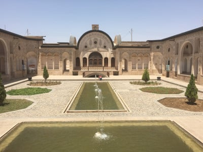 Voyager en Iran et partager son expérience