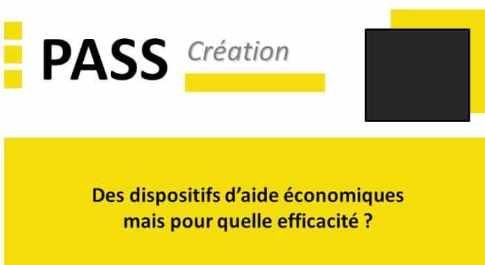 Imposture des aides économiques de la région aux entreprises : le Pass création
